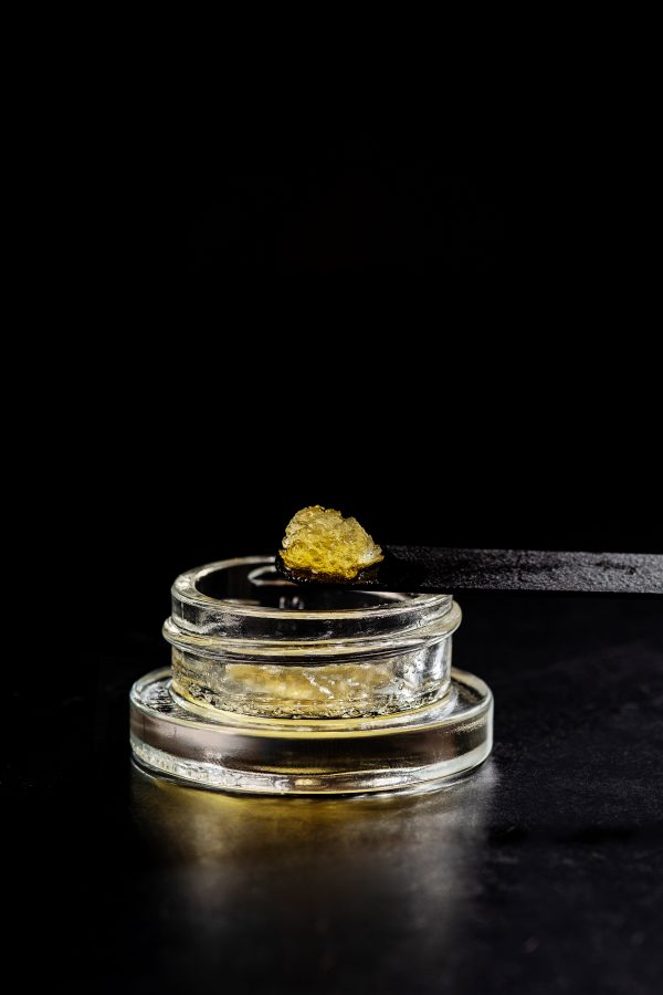 Train Wreck Live Resin Concentrate