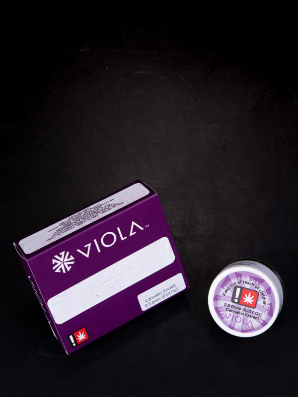 Viola Live Resin Cannabis Concentrate