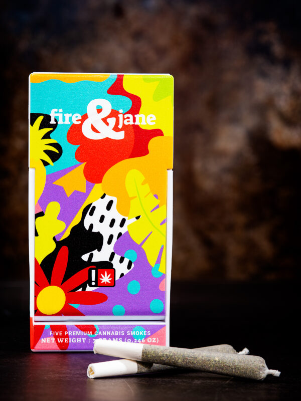 Fire and Jane Space Candy