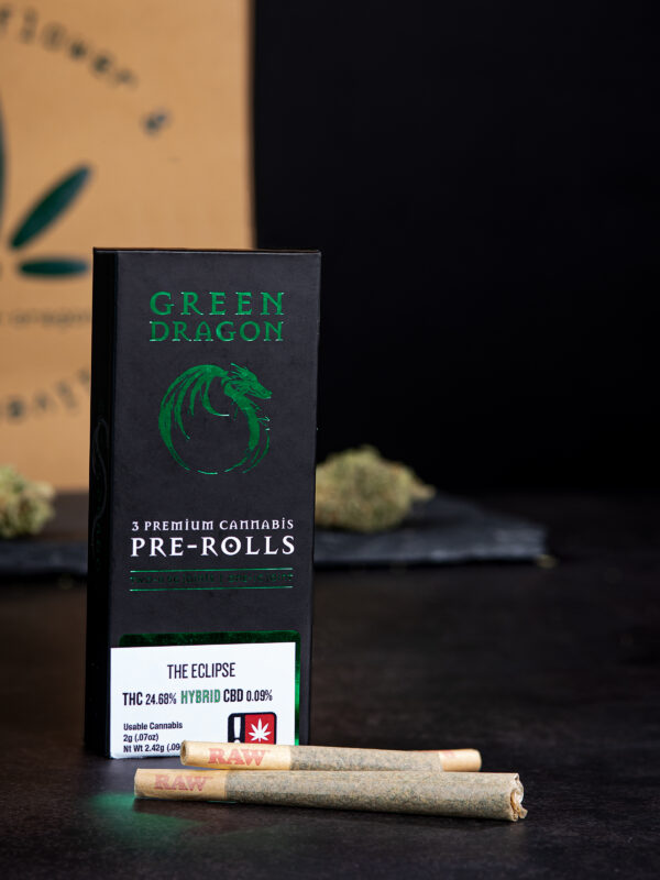 Green Dragon The Eclipse Pre-rolled Joints